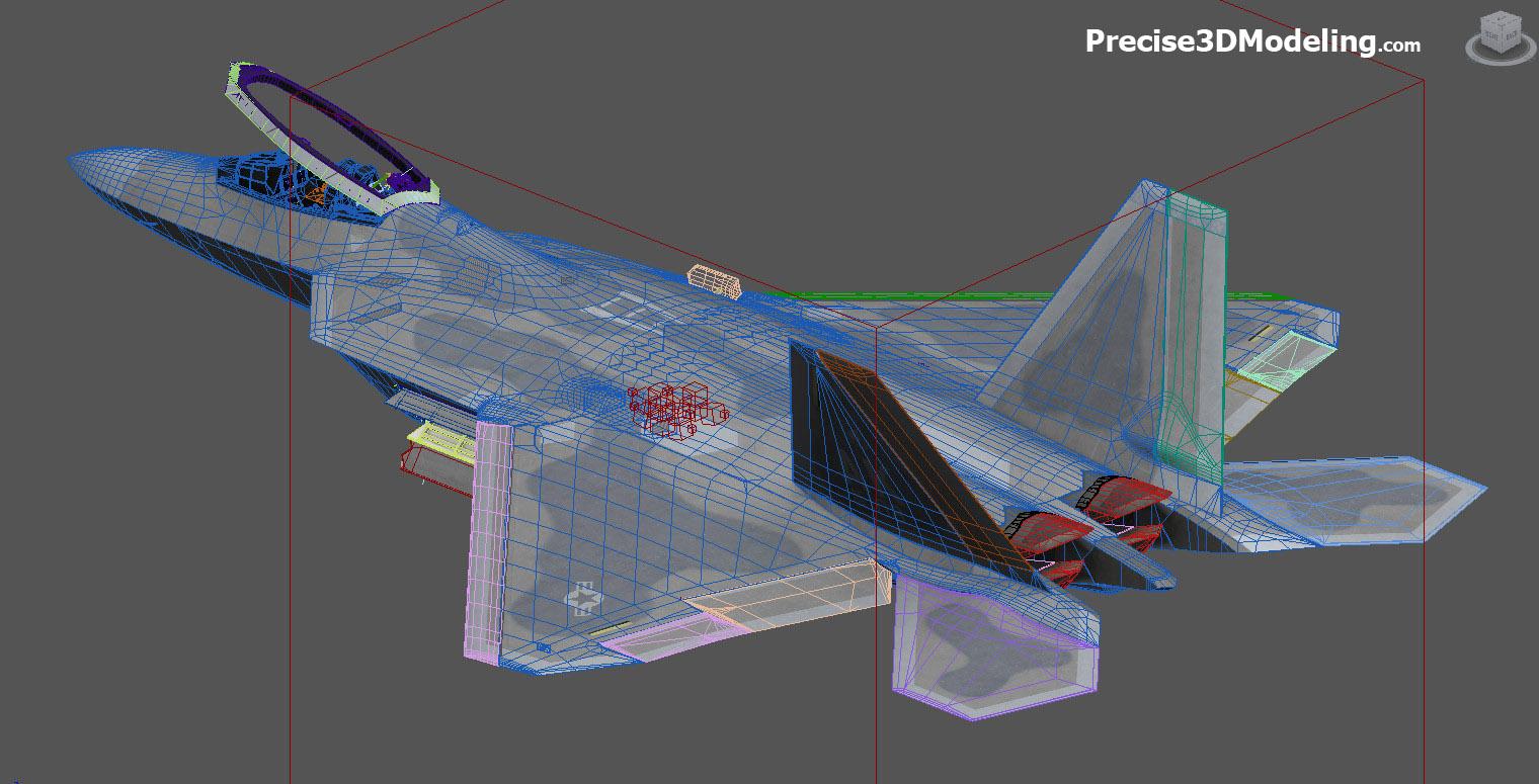 Contact Us Clipart >> F-22A Raptor